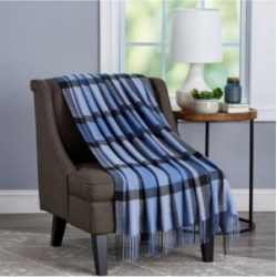 Baldwin Home Luxurious Soft Throw Blanket found on Bargain Bro from Macy's for USD $36.47