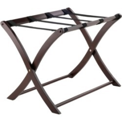 Winsome Scarlett Luggage Rack Cappuccino