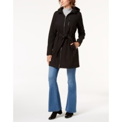 BCBGeneration Hooded Raincoat found on MODAPINS from Macys CA for USD $125.90