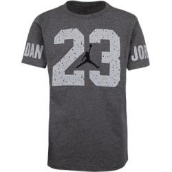 Jordan Big Boys 23 Speckle-Print T-Shirt found on Bargain Bro Philippines from Macy's Australia for $26.46