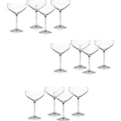 Godinger Meridian Coupes - Set of 12