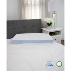 SensorGel Cold Touch Gusseted Gel-Infused Memory Foam Pillow - King