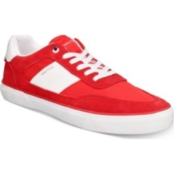 Nautica Men's Camphor Suede Low-Top Sneakers Men's Shoes found on MODAPINS from Macy's for USD $70.00