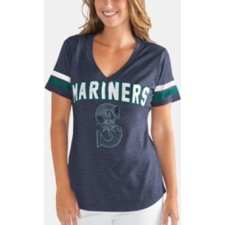 G-iii Sports Women's Seattle Mariners Rounding the Bases T-Shirt found on Bargain Bro India from Macy's for $23.00