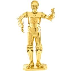 Metal Earth 3D Metal Model Kit - Star Wars Episode 7 C-3PO