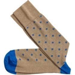 Johnston & Murphy Floating Diamond Pattern Socks found on Bargain Bro from Macy's for USD $12.16