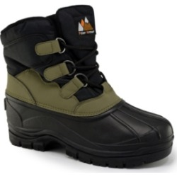 Polar Armor Men's All-Weather Snow Boots with Water-Resistant Shell Men's Shoes found on Bargain Bro Philippines from Macy's for $150.00