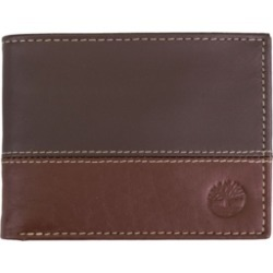 Timberland Two-Tone Commuter Wallet found on Bargain Bro India from Macy's for $22.00