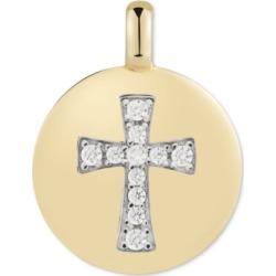 Charmbar Swarovski Zirconia Cross