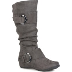 Journee Collection Women's Extra Wide Calf Jester-01 Boot Women's Shoes found on Bargain Bro India from Macy's for $69.00