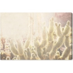 Oliver Gal Cactus Canvas Art, 45