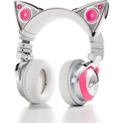 Brookstone Bluetooth Ariana Grande Cat Headphones