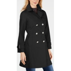 Vince Camuto Double-Breasted Trench Coat found on MODAPINS from Macy's for USD $129.99