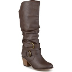 Journee Collection Women's Regular Late Boot Women's Shoes found on Bargain Bro India from Macy's for $99.00
