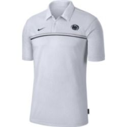 Nike Men's Penn State Nittany Lions Sideline Coaches Polo found on Bargain Bro India from Macy's for $75.00