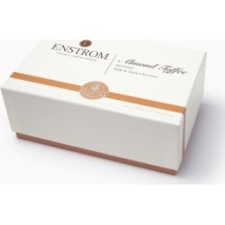 Enstrom Candies 30 Ounce Milk and Dark Chocolate Almond Toffee Petites