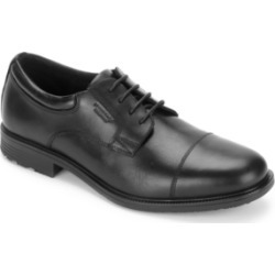 Rockport Men's Essential Details Waterproof Cap-Toe Oxford Men's Shoes found on Bargain Bro India from Macy's for $115.00