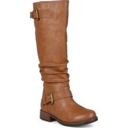 Journee Collection Women's Extra Wide Calf Stormy Boot Women's Shoes found on Bargain Bro India from Macy's for $99.00