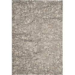 Safavieh Meadow Beige and Gray 4' x 6' Area Rug found on Bargain Bro from Macy's for USD $218.88