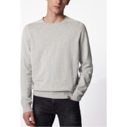 Boss Men's Kabiro Silver Sweater found on MODAPINS from Macy's for USD $76.00