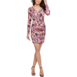 Guess Floral-Print Bodycon Dress found on MODAPINS from Macy's for USD $74.99