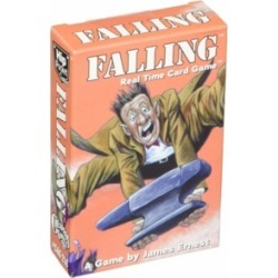 Cheapass Games Falling 2014 Edition Real Time Card Game