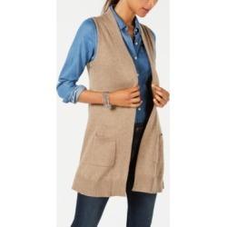 Karen Scott Duster Vest, Created for Macy's found on MODAPINS from Macy's Australia for USD $39.91