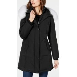 1 Madison Expedition Fox-Fur-Trim Hooded Down Parka Coat found on MODAPINS from Macy's Australia for USD $472.67