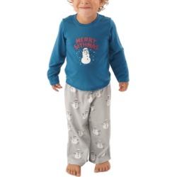 Matching Toddler Holiday Merry Sithmas Family Pajama Set