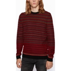 Boss Men's Acree Regular-Fit Sweater found on MODAPINS from Macy's for USD $198.00