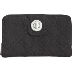 Vera Bradley Rfid Turnlock Wallet found on Bargain Bro India from Macy's for $60.00