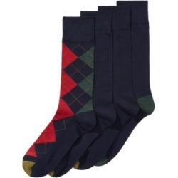 Gold Toe Men's 4-Pk. Argyle Socks found on Bargain Bro Philippines from Macy's for $20.00