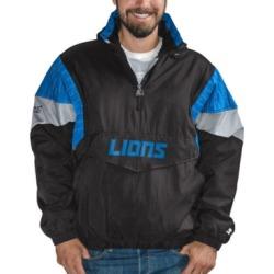 Starter Detroit Lions 100th Starter Breakaway Pullover Jacket