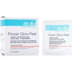 m-61 by Bluemercury PowerGlow Peel 1 Minute 1-Step Exfoliating Facial Peel - 10 Treatments found on MODAPINS from Macy's for USD $28.00