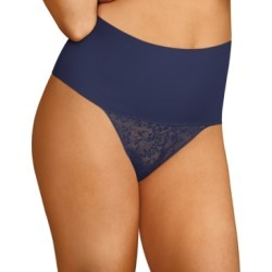 Maidenform Tame Your Tummy Lace Thong DM0049 found on Bargain Bro India from Macys CA for $21.51