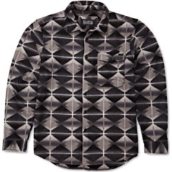 Billabong Big Boys Furnace Flannel Shirt
