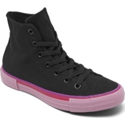 Converse Women's Chuck Taylor All Star Popped Color High Top Casual Sneakers from Finish Line found on MODAPINS from Macy's for USD $45.00