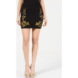 Guess Bianca Embroidered Mini Skirt found on MODAPINS from Macy's for USD $47.40