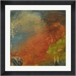 Metaverse Rusted Nova by Tim Nyberg Framed Art, 32