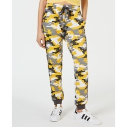 Ultra Flirt Juniors' Camo Printed Sweatpants found on MODAPINS from Macy's for USD $16.99