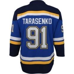 Authentic Nhl Apparel Vladimir Tarasenko St. Louis Blues Player Replica Jersey, Big Boys (8-20)
