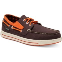 Eastland Men's Adventure Mlb Baltimore Orioles Boat Shoes Men's Shoes found on Bargain Bro from Macy's Australia for USD $56.66