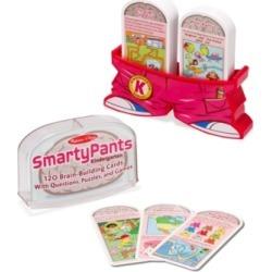 Melissa and Doug Kids Game, Smarty Pants Kindergarten Card Set