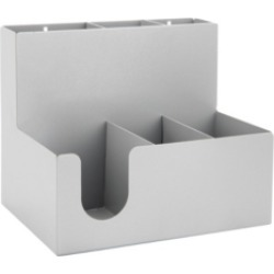 Mind Reader 6 Compartment Condiment Station