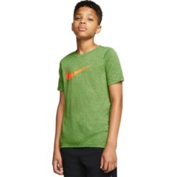 Nike Big Boys Dri-fit Training T-shirt found on Bargain Bro India from Macy's for $15.00