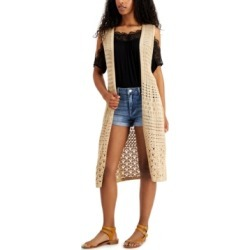 Freshman Juniors' Duster Vest found on MODAPINS from Macys CA for USD $18.01