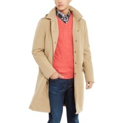 Tommy Hilfiger Men's Modern-Fit Albany Raincoat found on MODAPINS from Macy's for USD $395.00