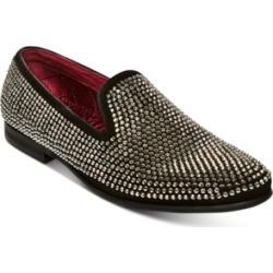 Steve Madden Men's Caviar Rhinestone Smoking Slipper Men's Shoes found on Bargain Bro Philippines from Macy's for $125.00