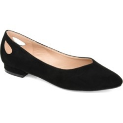 Journee Collection Women's Devon Flat Women's Shoes found on Bargain Bro India from Macy's for $73.00