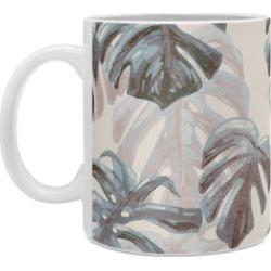 Deny Designs Dash and Ash Palm Springs Blues Coffee Mug